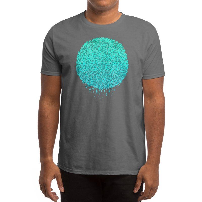 Crystal Sphere Men's T-Shirt by Threadless Artist Shop