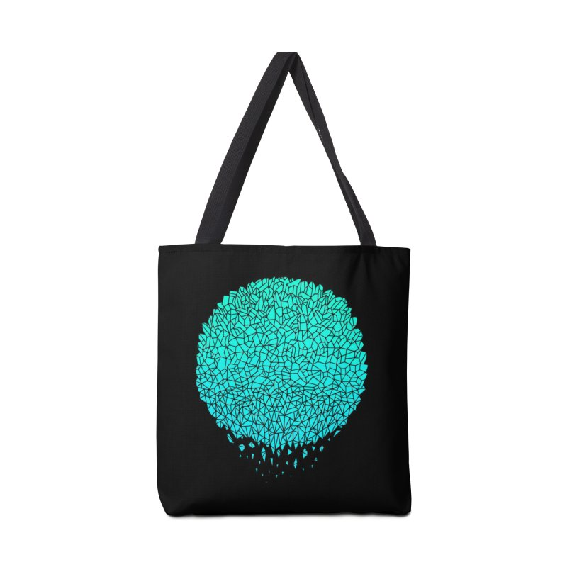 Crystal Sphere Accessories Bag by Threadless Artist Shop