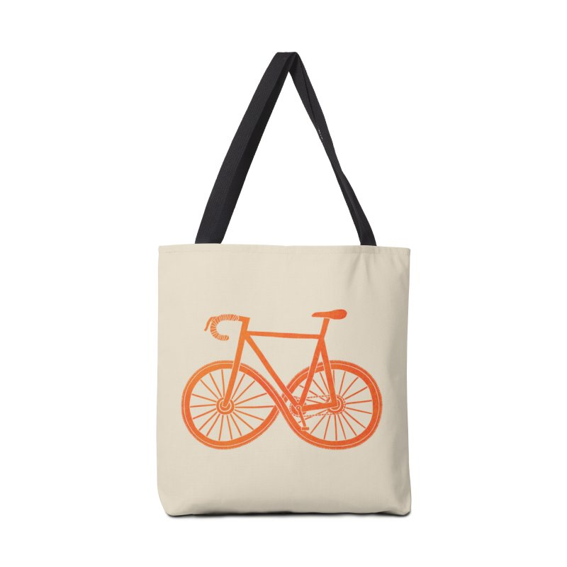 Cycle Forever: DTG Accessories Bag by Threadless Artist Shop