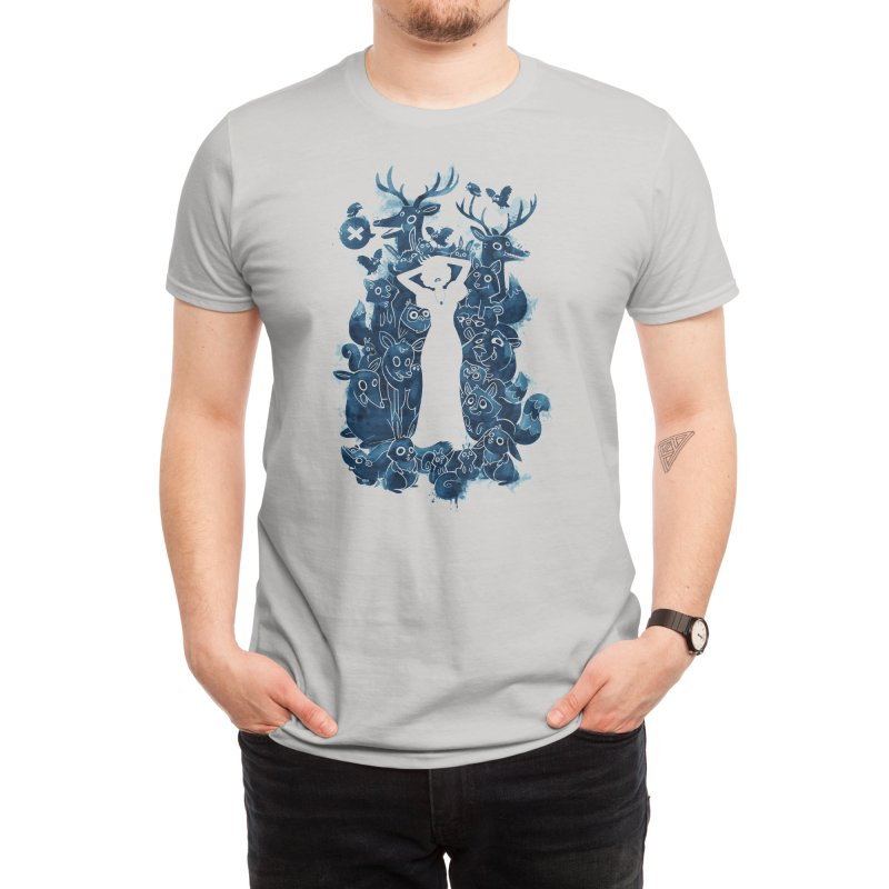 Dark Forest Men's T-Shirt by Threadless Artist Shop