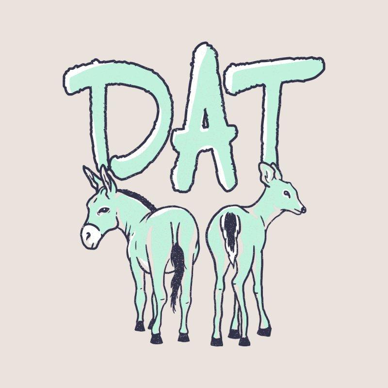 Dat Ass Doe! Accessories Face Mask by Threadless Artist Shop