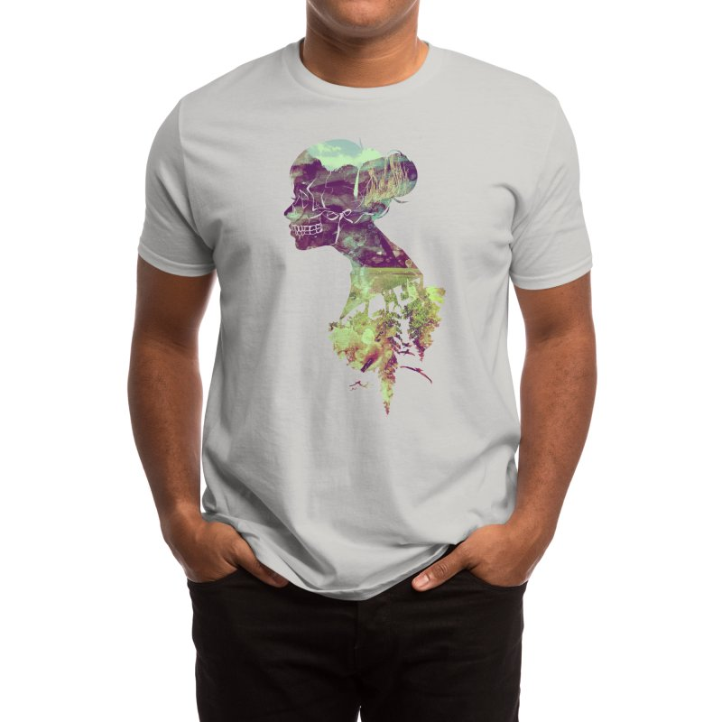 Deforestation - Sonia Natalia Alcazar Lozano Men's T-Shirt by Threadless Artist Shop
