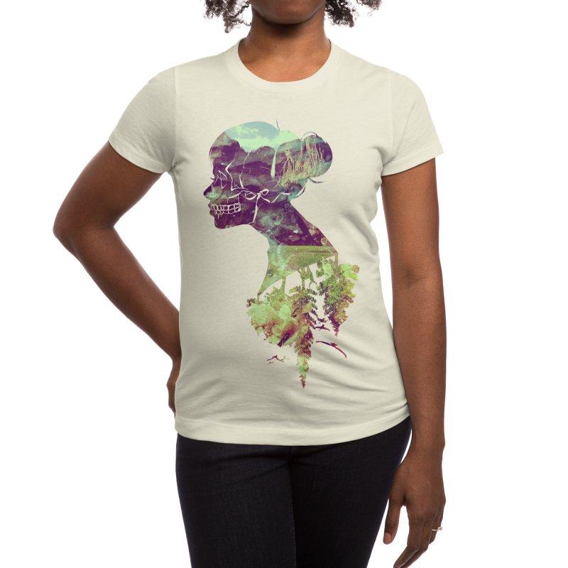 Deforestation - Sonia Natalia Alcazar Lozano Women's T-Shirt by Threadless Artist Shop