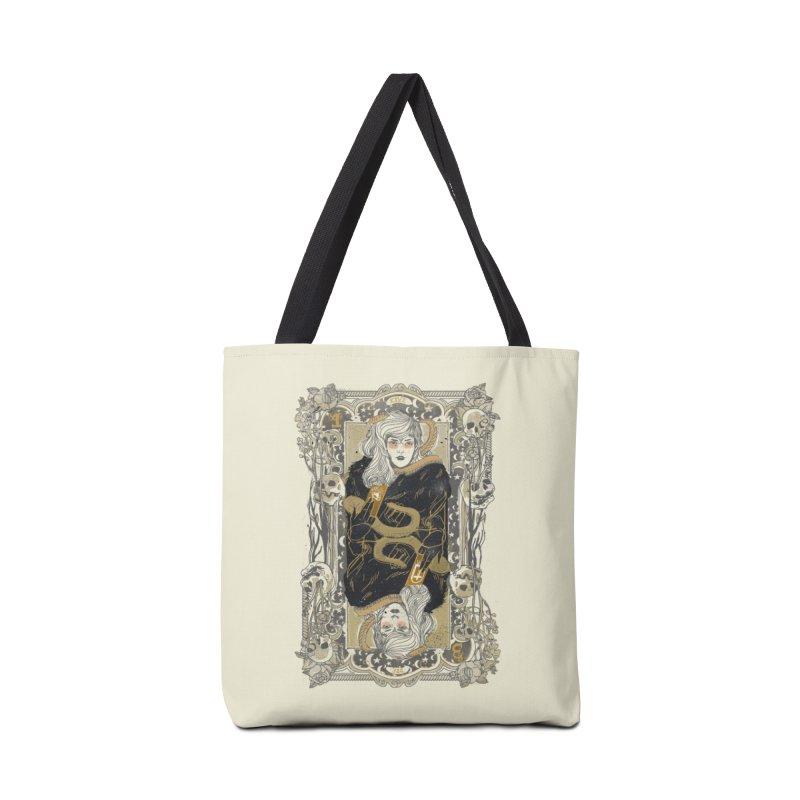 Fortune teller Accessories Bag by Threadless Artist Shop