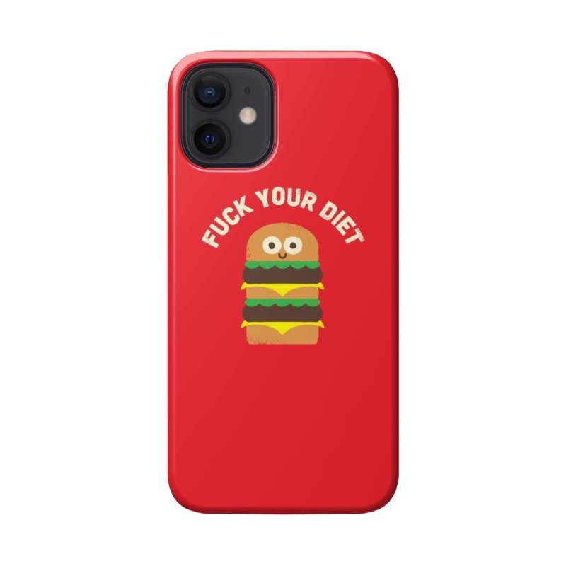 Discounting Calories Accessories Phone Case by Threadless Artist Shop