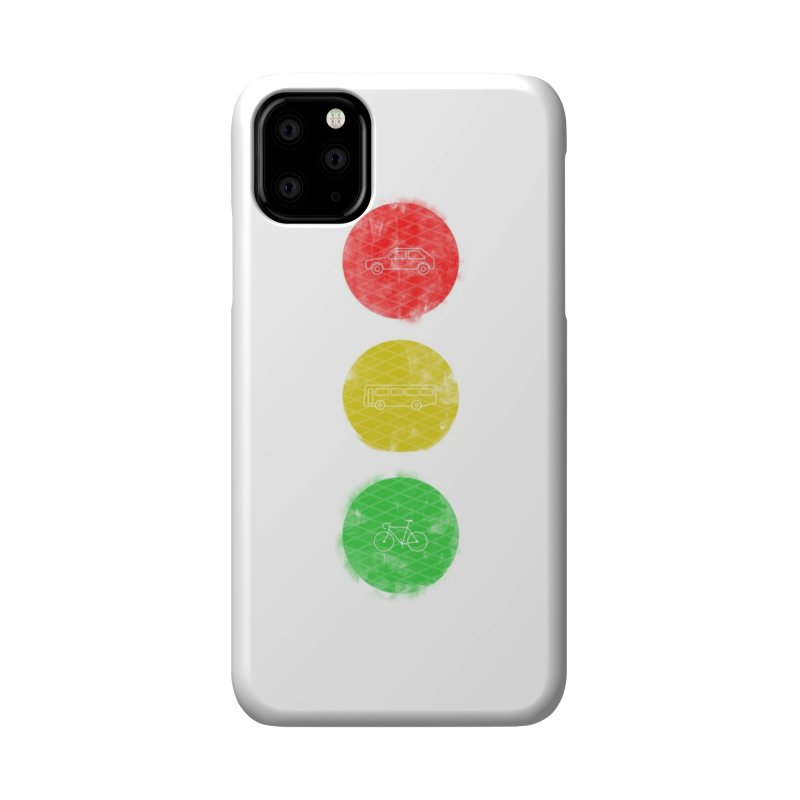 Green Means Go: DTG Accessories Phone Case by Threadless Artist Shop