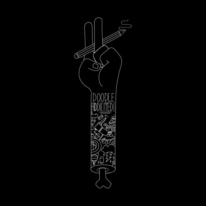 Doodle Addicted Men's T-Shirt by Threadless Artist Shop