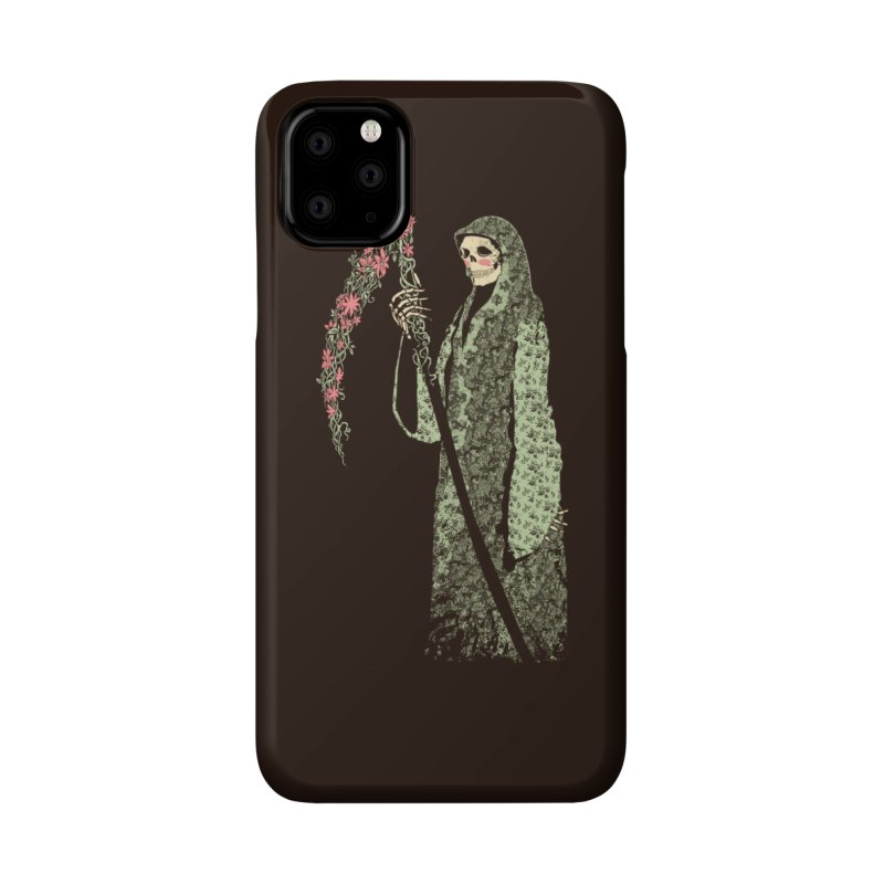 Grim Poetry Accessories Phone Case by Threadless Artist Shop