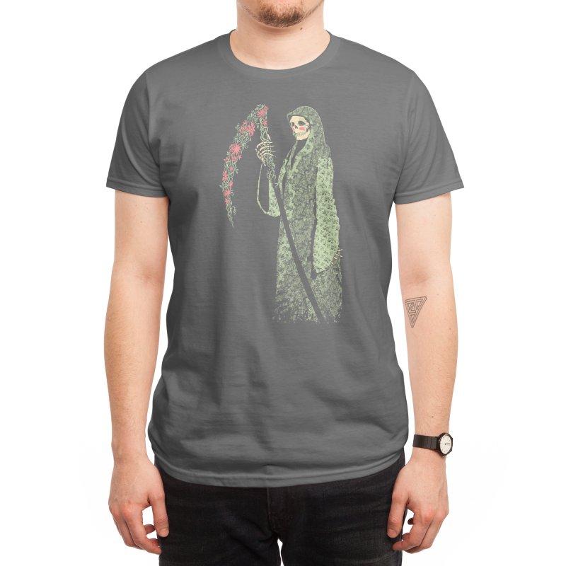 Grim Poetry Men's T-Shirt by Threadless Artist Shop