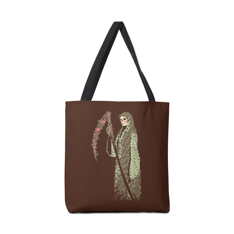 Grim Poetry Accessories Bag by Threadless Artist Shop