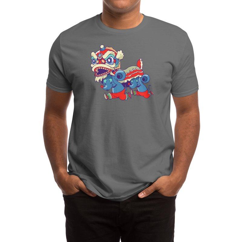 Double rat Men's T-Shirt by Threadless Artist Shop