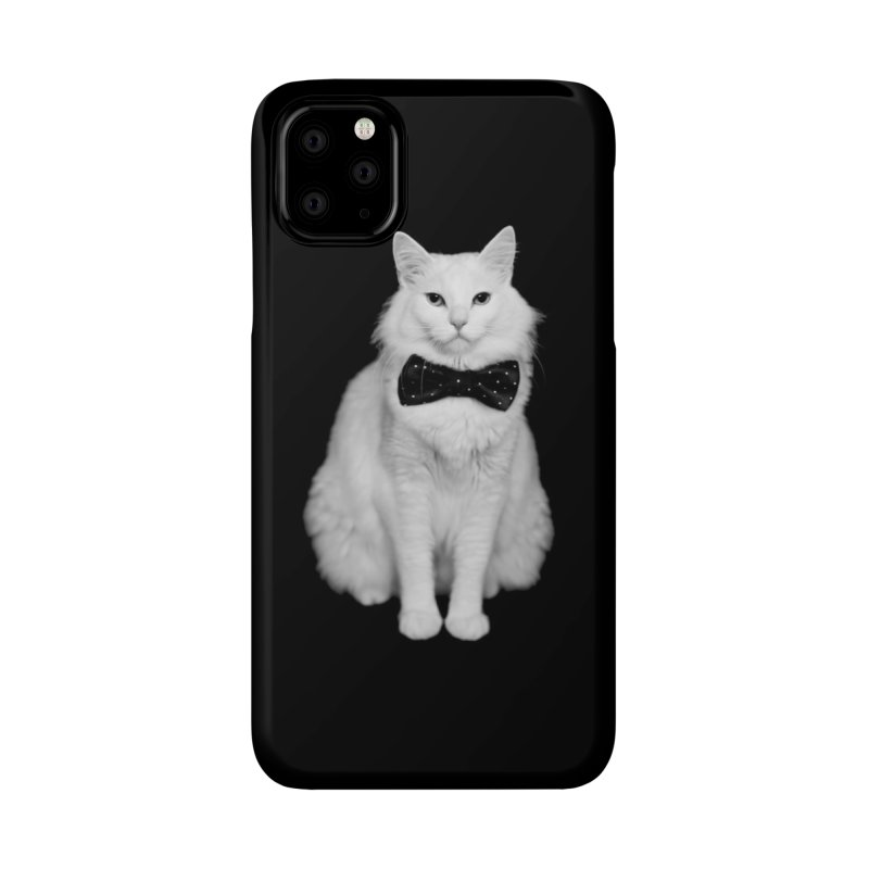 Dr. Evil + Bow Tie = Prof. Evil Accessories Phone Case by Threadless Artist Shop