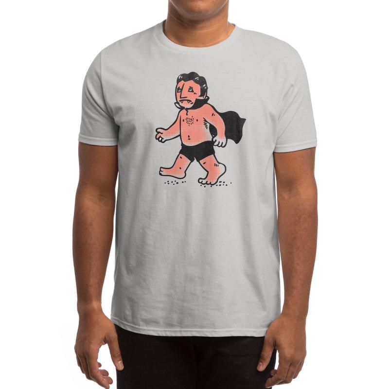 Dracula Hates Summer Men's T-Shirt by Threadless Artist Shop