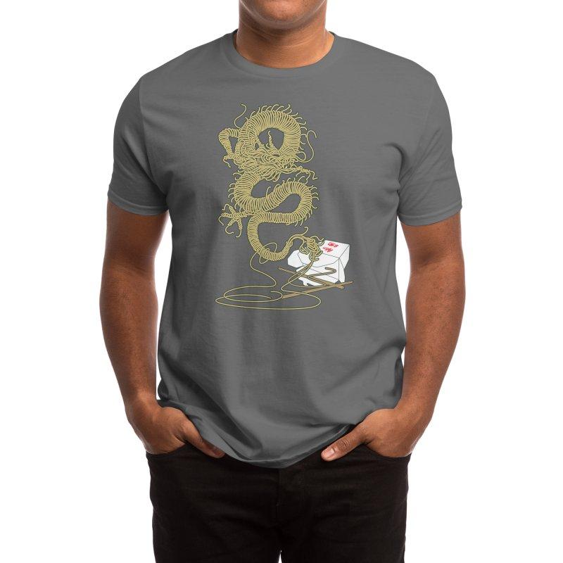 Dragon Flavor Men's T-Shirt by Threadless Artist Shop