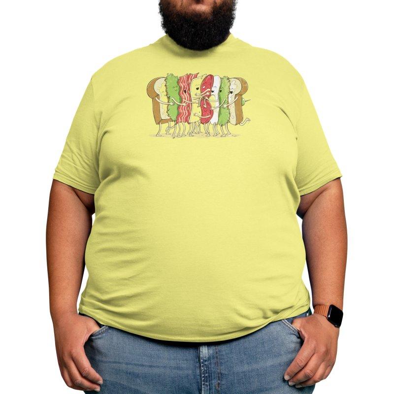 Group Hug Men's T-Shirt by Threadless Artist Shop