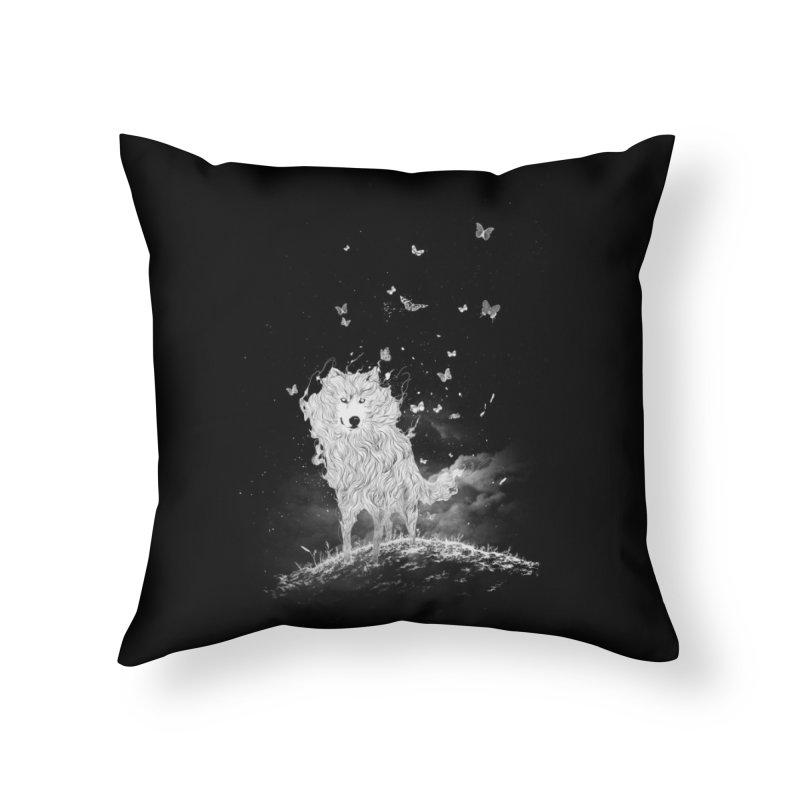 Guardian Home Throw Pillow by Threadless Artist Shop