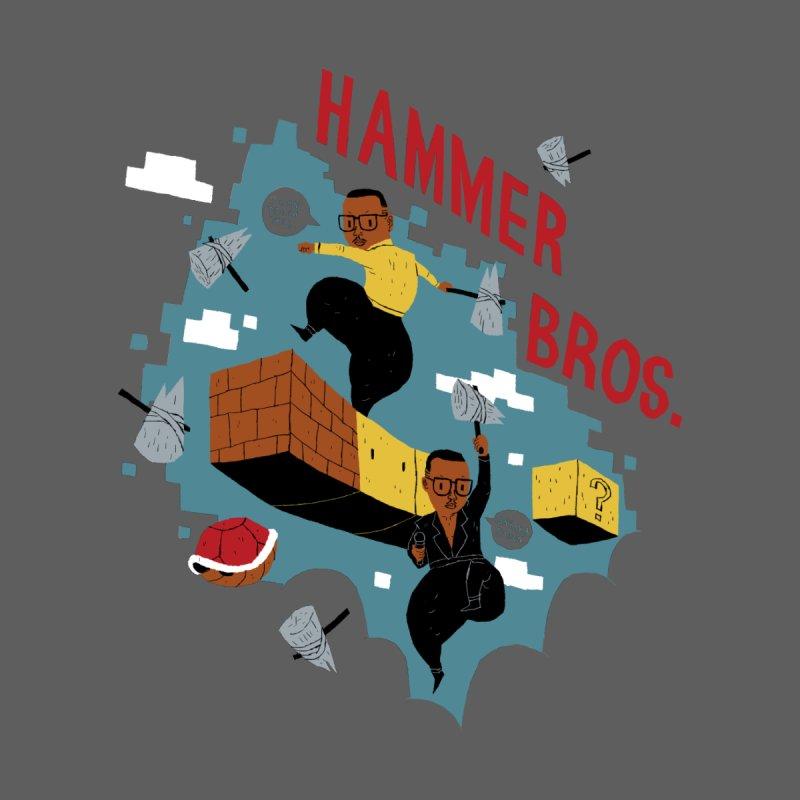 Hammer Brothers. Men's T-Shirt by Threadless Artist Shop