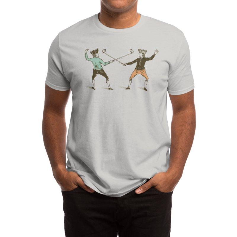 Duel Men's T-Shirt by Threadless Artist Shop