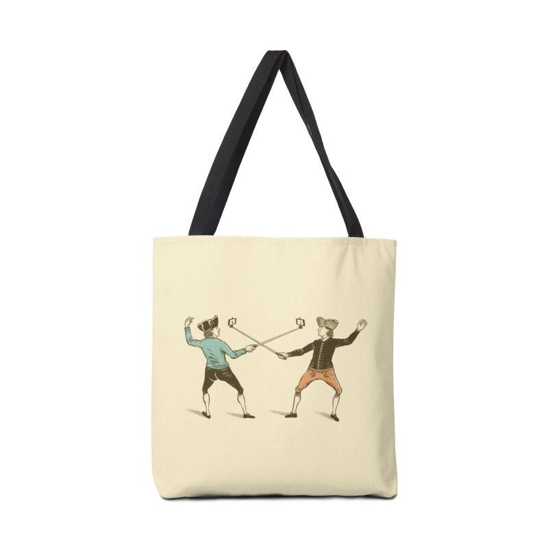 Duel Accessories Bag by Threadless Artist Shop