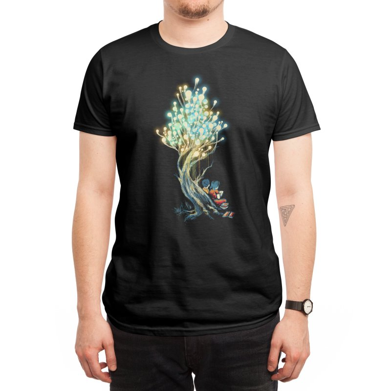 ElectriciTree Men's T-Shirt by Threadless Artist Shop