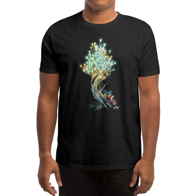 ElectriciTree Men's T-Shirt by Threadless Artist Shop
