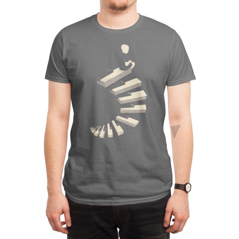 Endless Tune Men's T-Shirt by Threadless Artist Shop