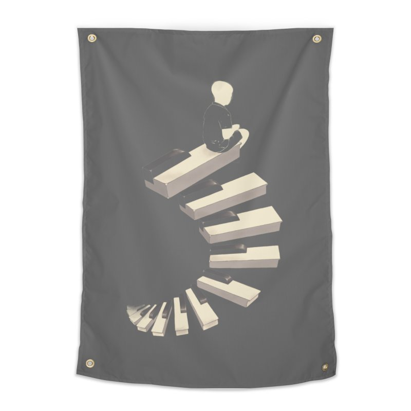 Endless Tune Home Tapestry by Threadless Artist Shop