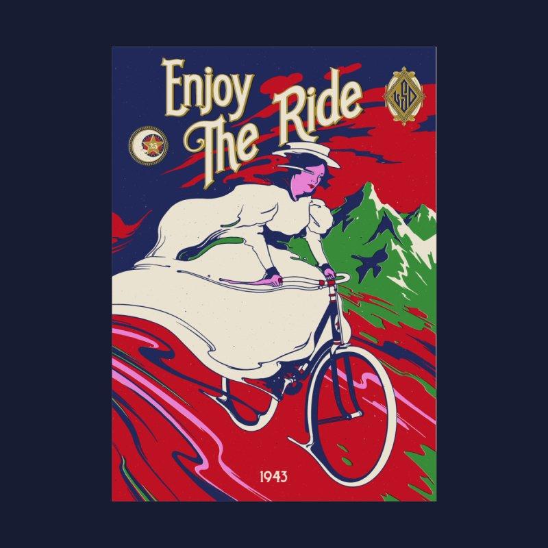 Enjoy the ride Men's T-Shirt by Threadless Artist Shop
