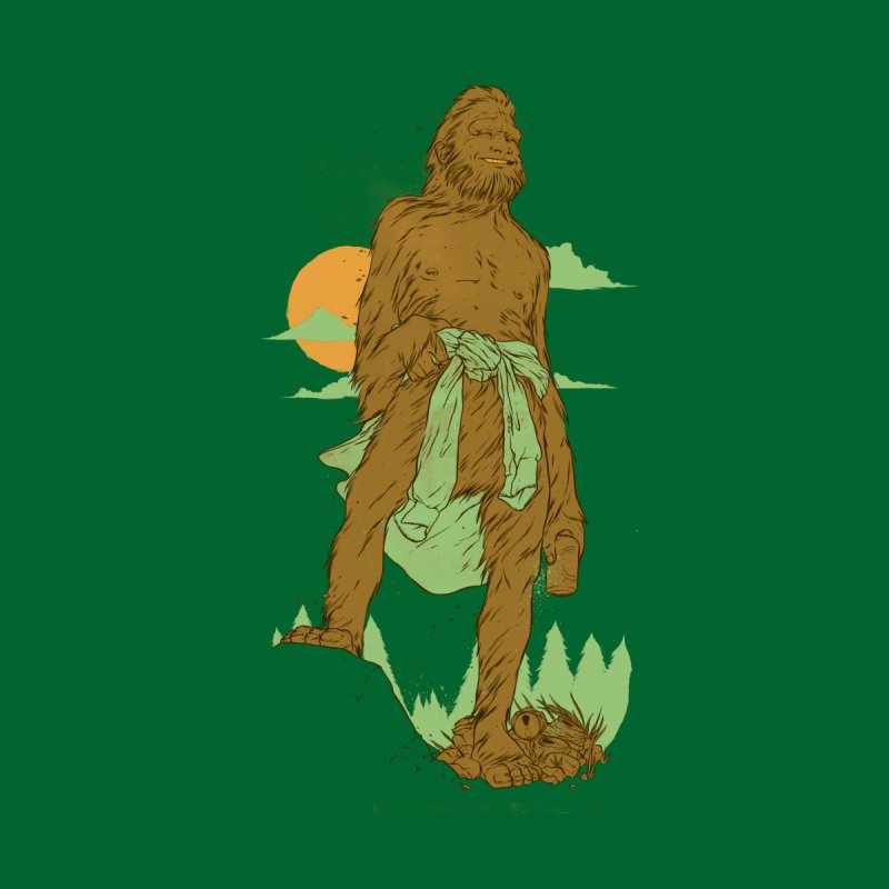 Enjoy The Wild Men's T-Shirt by Threadless Artist Shop