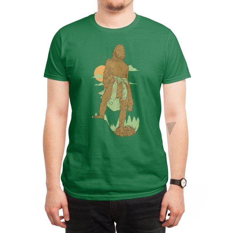 Enjoy The Wild Men's T-Shirt by Threadless Artist Shop