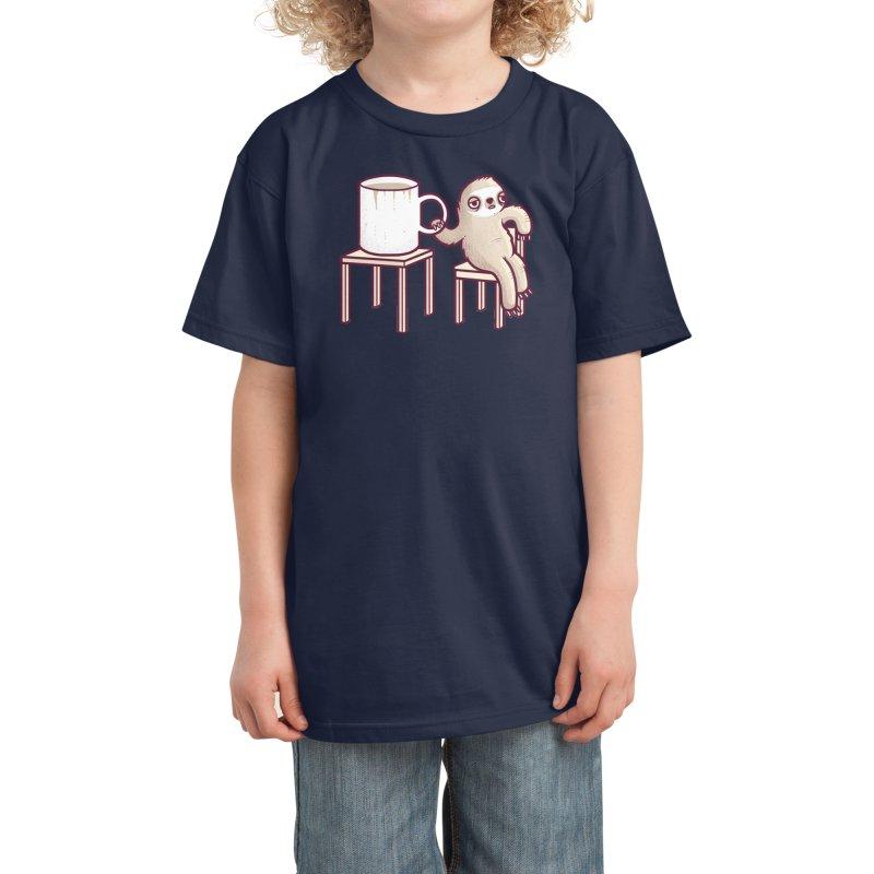 Eugh... Mondays Kids T-Shirt by Threadless Artist Shop