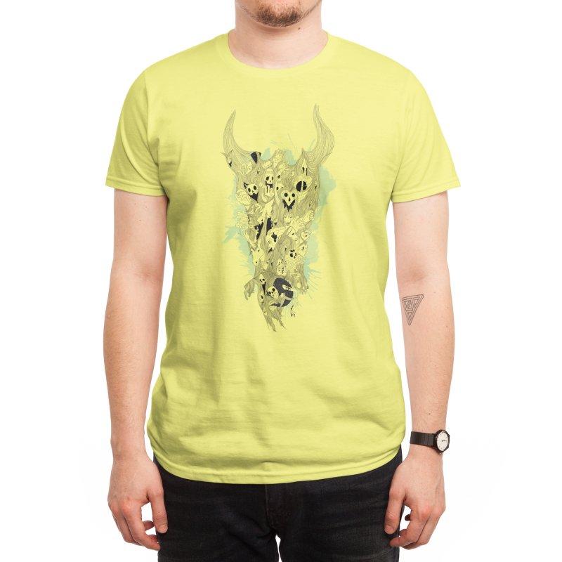 Eye Parcel Men's T-Shirt by Threadless Artist Shop