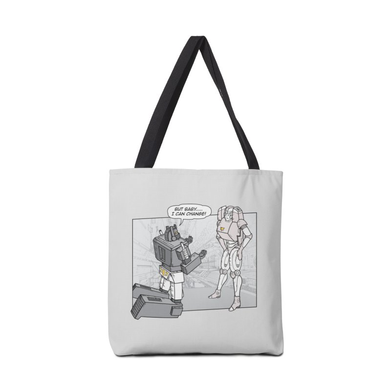 He Can Change Accessories Bag by Threadless Artist Shop