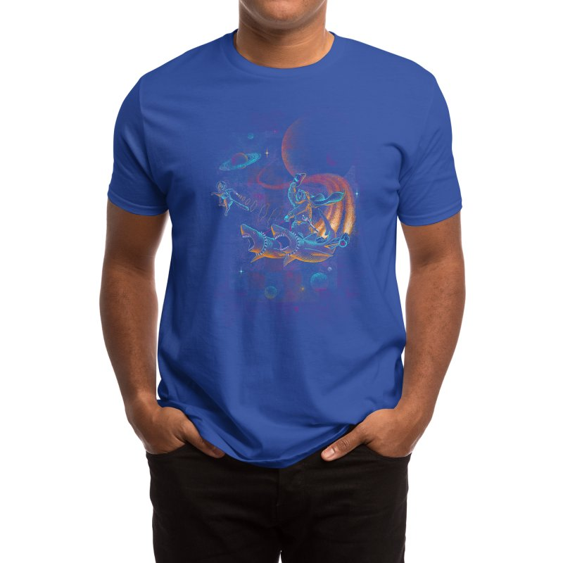 Here Kitty, Kitty, Kitty... Men's T-Shirt by Threadless Artist Shop