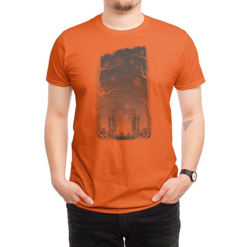 Hidden Party Men's T-Shirt by Threadless Artist Shop