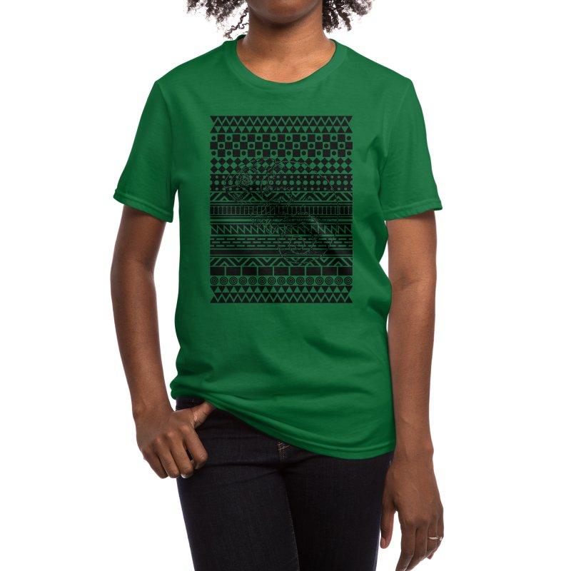 Hiding Women's T-Shirt by Threadless Artist Shop