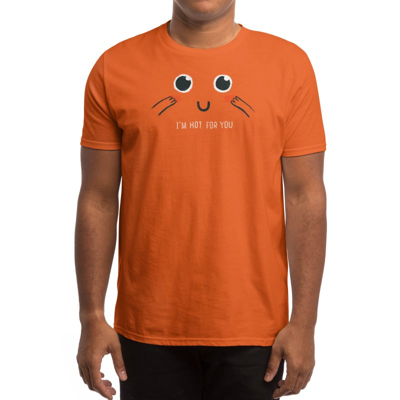 Hot for You Men's T-Shirt by Threadless Artist Shop