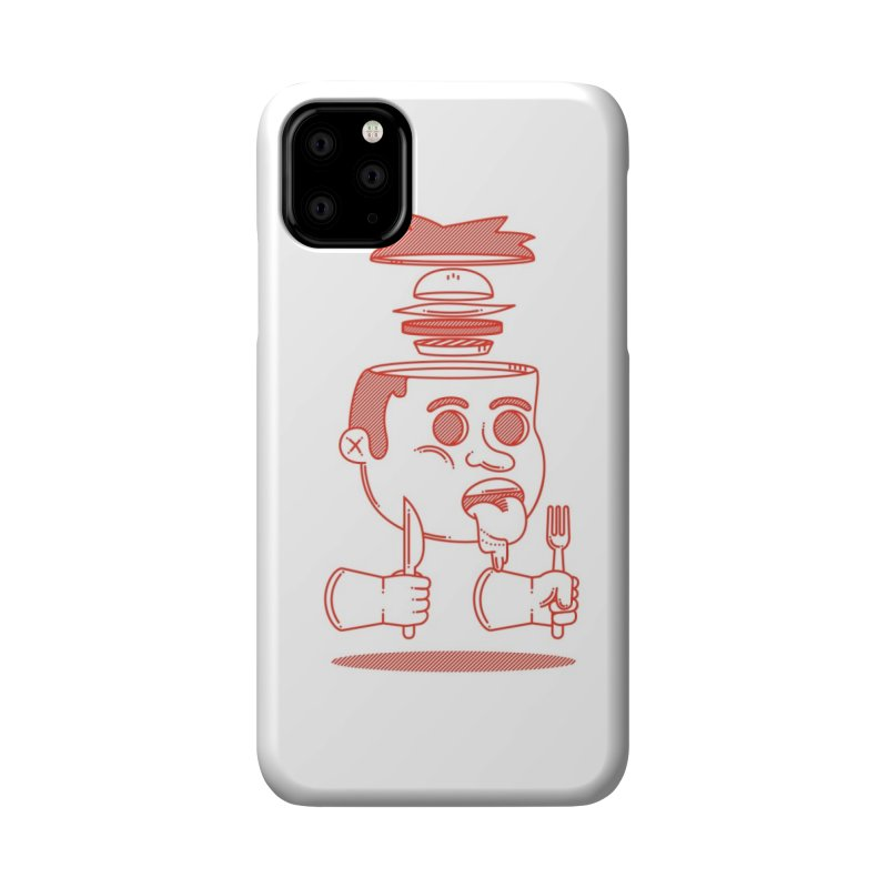 Hungry Accessories Phone Case by Threadless Artist Shop