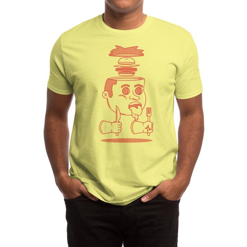 Hungry Men's T-Shirt by Threadless Artist Shop