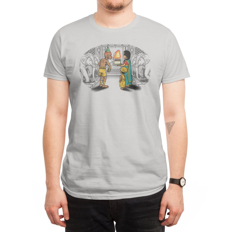 I Can't Blow Out the Candles Men's T-Shirt by Threadless Artist Shop