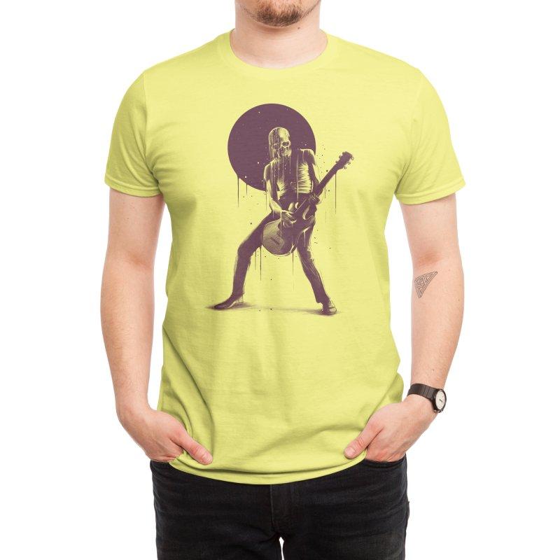 Face Melting Solo Men's T-Shirt by Threadless Artist Shop