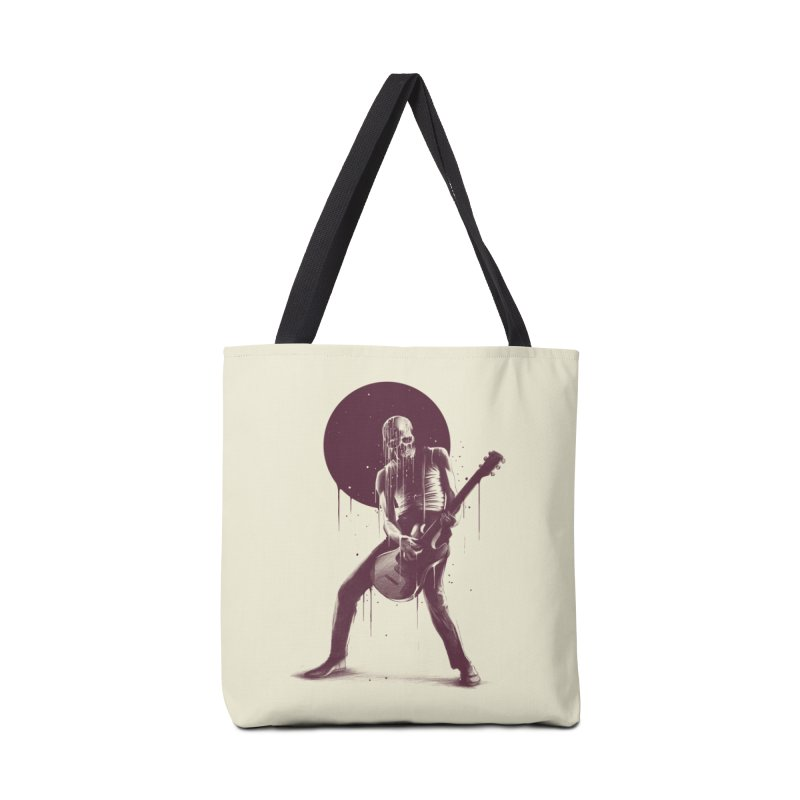 Face Melting Solo Accessories Bag by Threadless Artist Shop