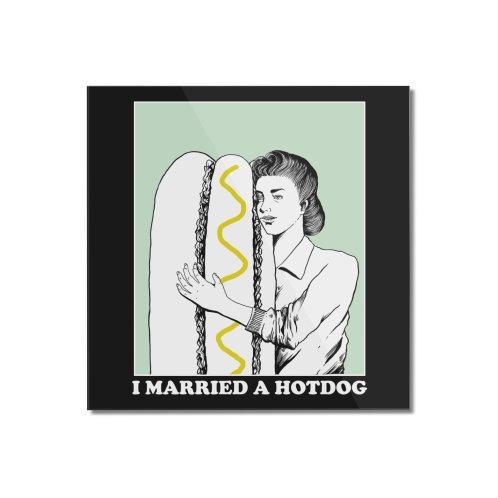 image for I married a hotdog