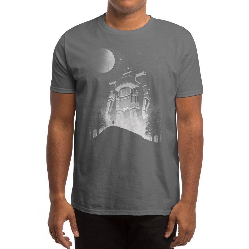 I Met A Robot Men's T-Shirt by Threadless Artist Shop