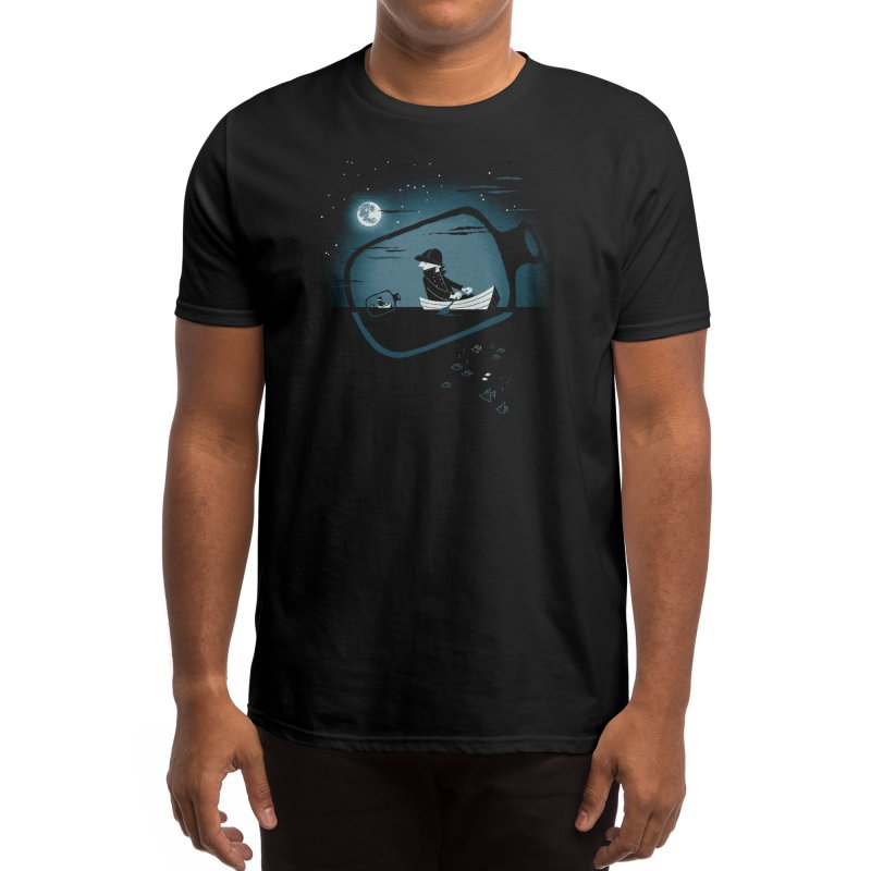 Fisherman's Find Men's T-Shirt by Threadless Artist Shop