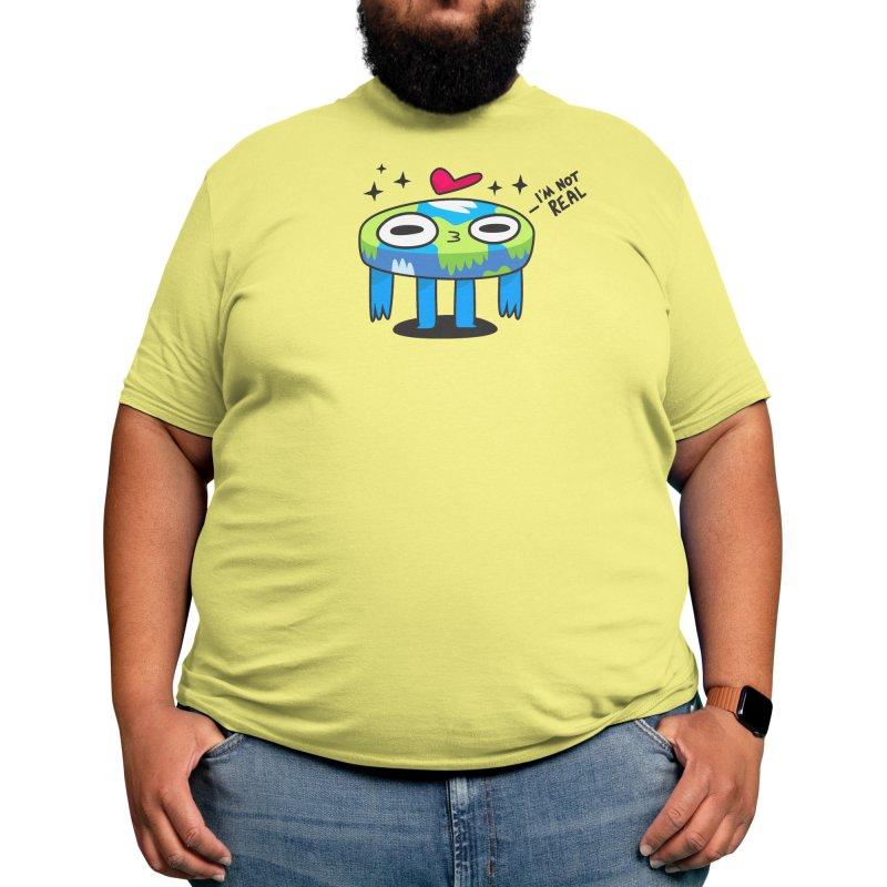 Flat Derp (Earth) Men's T-Shirt by Threadless Artist Shop