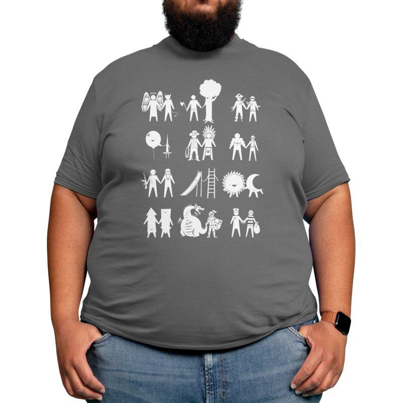 Frenemies Men's T-Shirt by Threadless Artist Shop