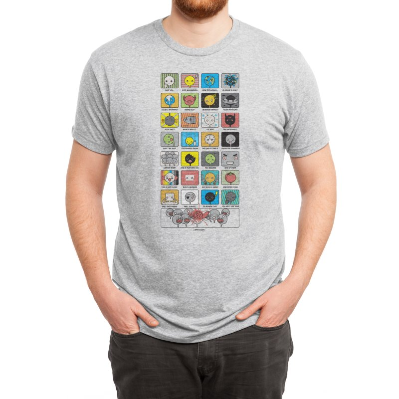 Fringe Men's T-Shirt by Threadless Artist Shop
