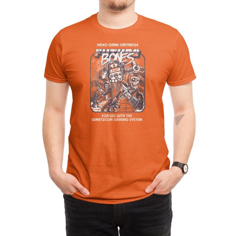 Future Bones Men's T-Shirt by Threadless Artist Shop