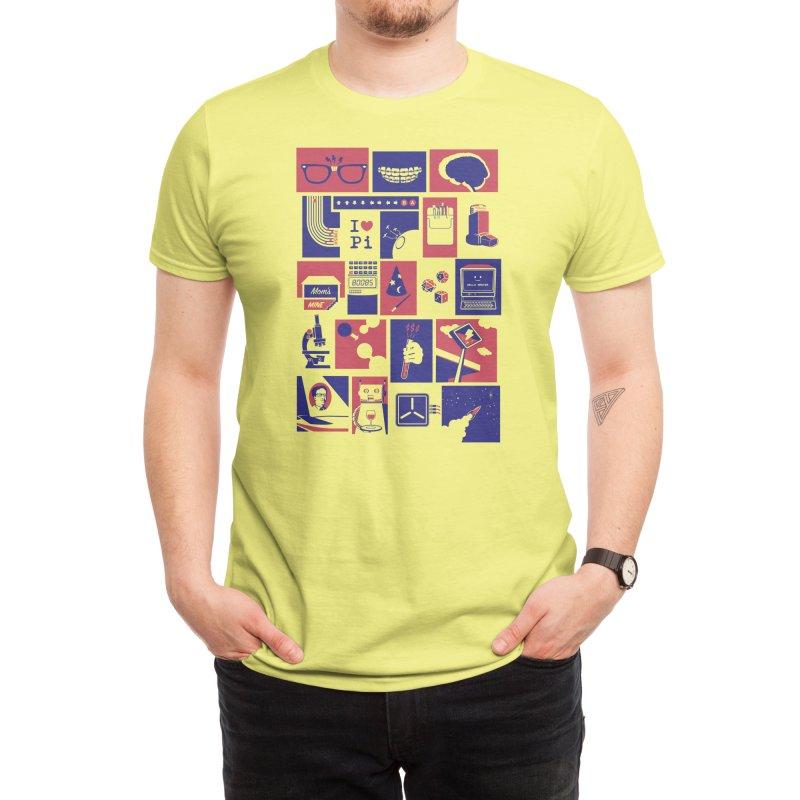 Geekology Men's T-Shirt by Threadless Artist Shop